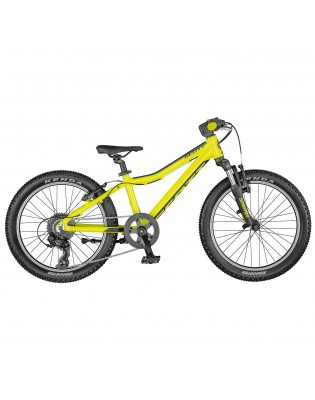 Scott Bike Scale 20 Yellow...