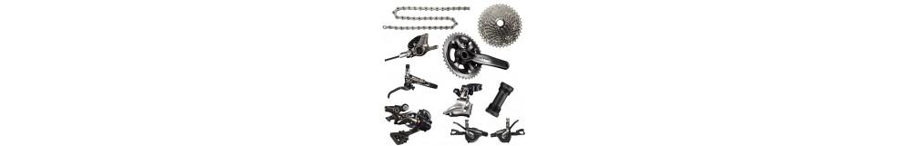 Mountainbike Groepsets